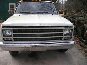 Find Used 1989 Chevrolet Cheyenne R3500 Mason Dump In Deep River  Connecticut  United States