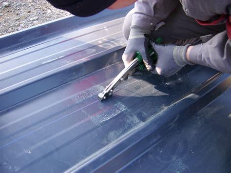 couper zinc meuleuse