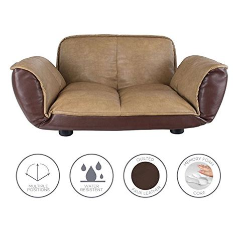 dog beds for the sofa reclining sofa dog couch leather dog bed reclining
