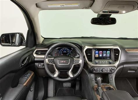 redesigned  gmc acadia    diet consumer reports