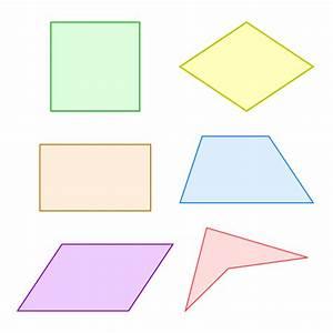 Quadrilateral - Wikipedia