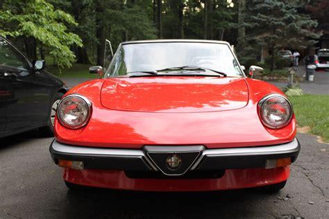 1985 Alfa Romeo Spider Stock # 2313-126821 For Sale Near