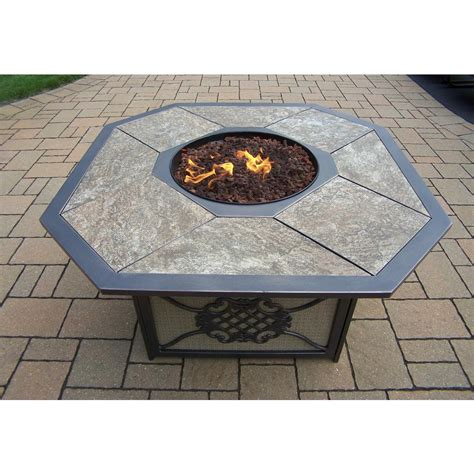 Propane fire pit table gas fire pit coffee table outdoor. Cambridge 36 in. 40,000 BTU Woven Fire Pit Coffee Table ...