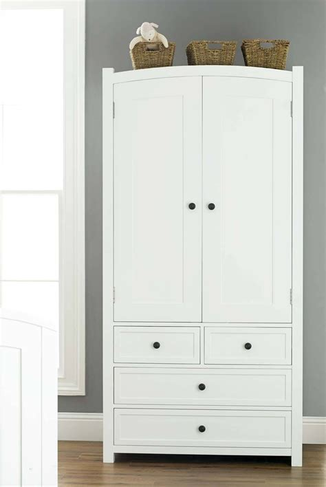 White Wardrobe With Drawers by 30 Best Collection Of Wardrobe With Drawers And Shelves