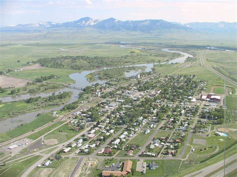 Glasgow, Montana to Three Forks, Montana