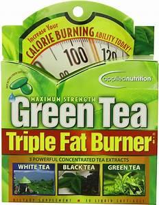 Applied Nutrition Green Tea Triple Fat Burner  30 Liquid Soft-gels - 1