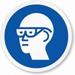 Safety Protection Eye Iso Ppe Sign Signs
