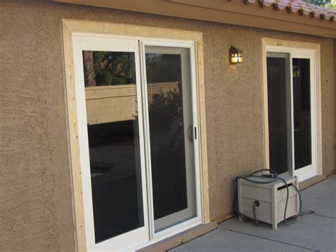 Sliding Doors That Look Like Doors by New Sliding Doors Tempe Az Replacement Windows
