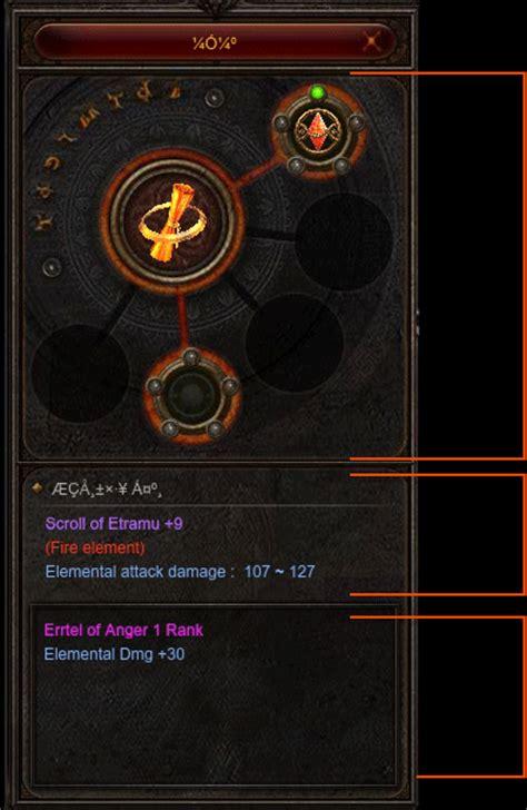 Elemental System - Zhyper Network Pentagram Item Slot