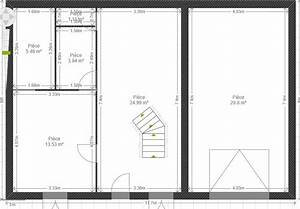 plan maison avec sous sol complet 9 messages With exceptional plan de maison 100m2 2 plan de maison 100m2 avec sous sol