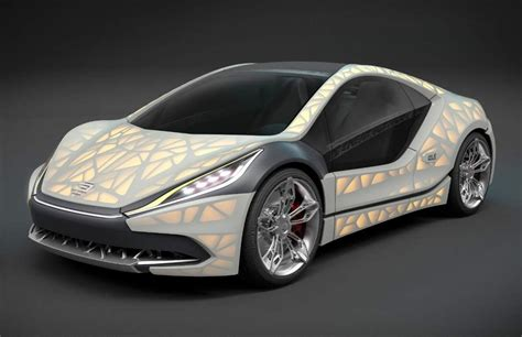 Ultimate Sports Car by Wordlesstech Light Cocoon Ultimate In Lightweight