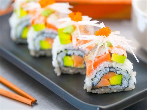 cuisine okay how to rainbow sushi rolls 11 steps with pictures