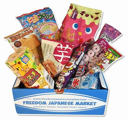 Japanese Snack Box Subscription Snacks Candy Market