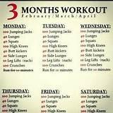 Fitness Routine: Teenage Fitness Routine