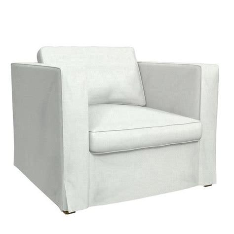 Ektorp Tullsta Chair Cover Uk by Karlanda Armchair Cover Floor Length