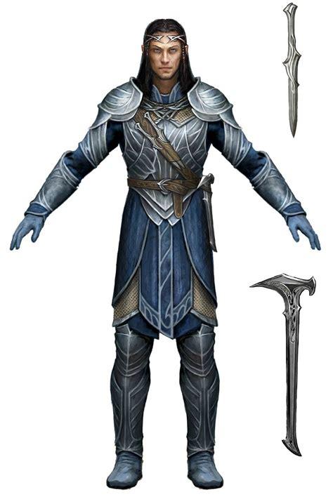 Celebrimbor Fairform Shadow Of Mordor Visual Actual