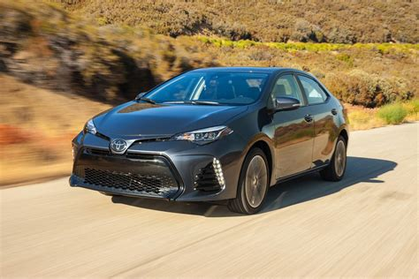 2018 Toyota Corolla Sedan Pricing  For Sale Edmunds