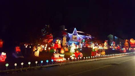 christmas light displays  nj