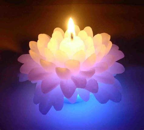 Candele Color by China Color Changing Candle B1229e China Color Changing