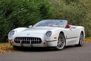 2000 Chevrolet Corvette Custom Convertible