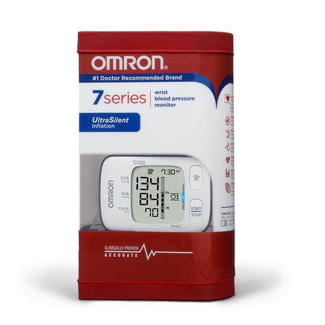 Amazon.com: Omron 7 Series UltraSilent Wrist Blood
