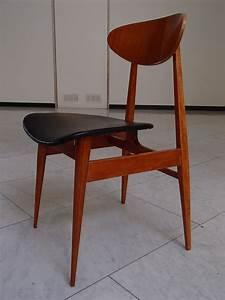 Esszimmerstühle 6 Set : mid century palisander skai esszimmerst hle 6er set bei pamono kaufen ~ Orissabook.com Haus und Dekorationen