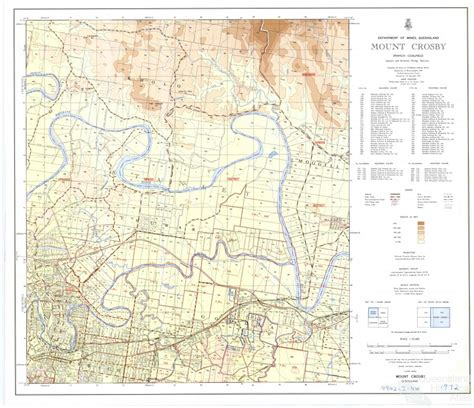 Queensland Mapping Since 1900  Queensland Historical Atlas