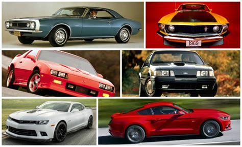Car And Driver Mustang Vs Camaro by Car And Driver Report Should Settle Mustang Vs Camaro