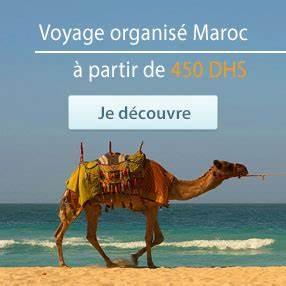 vacances organises maroc