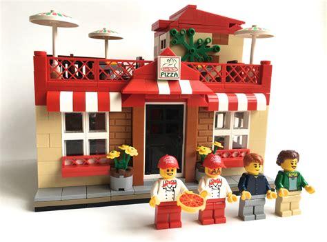 Lego Ideas  Product Ideas  Pizza Restaurant