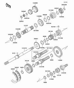 27 Kawasaki Mule 3010 Carburetor Diagram