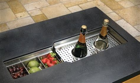 lenova entertainer sink modern kitchen fixtures