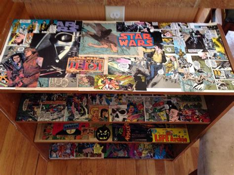 comic book book shelf core display ideas pinterest