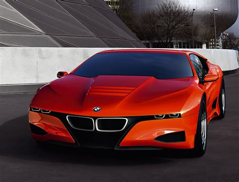 BMW Cars : Bmw Supercar Stopped In Its Tracks