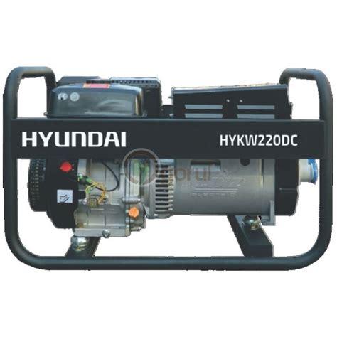 Motor Monofazic 4 Kw Pret by Generator De Sudura Hyundai Hykw220dc Monofazic Putere
