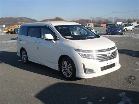 Nissan Elgrand Photo by 2011 Nissan Elgrand Photos 2500cc Gasoline Automatic