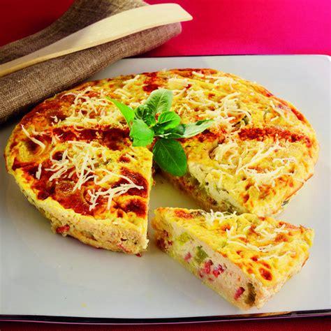 recette cuisine weight watcher quiche aux poireaux sans pâte recette minceur weight