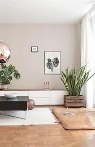 Beige Grau Kombinieren : beige als wandfarbe dezent und edel ~ Markanthonyermac.com Haus und Dekorationen