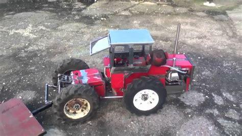 homemade tractor homemade tractor update youtube