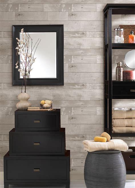 put wallpaper  wood paneling gallery