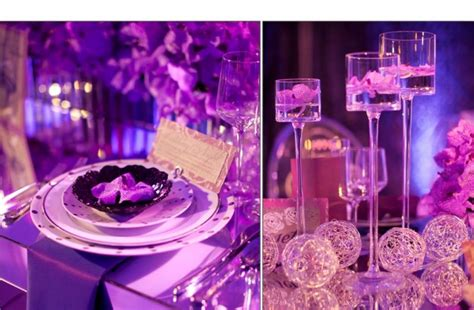 purple wedding ideas beautiful purple decoration ideas pictures for wedding wedding decorations