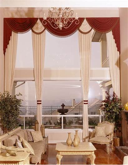 Drapes Curtains Living Elegant Window Decor Difference
