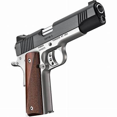Kimber Tone Ii 1911 45acp 9mm Pistol