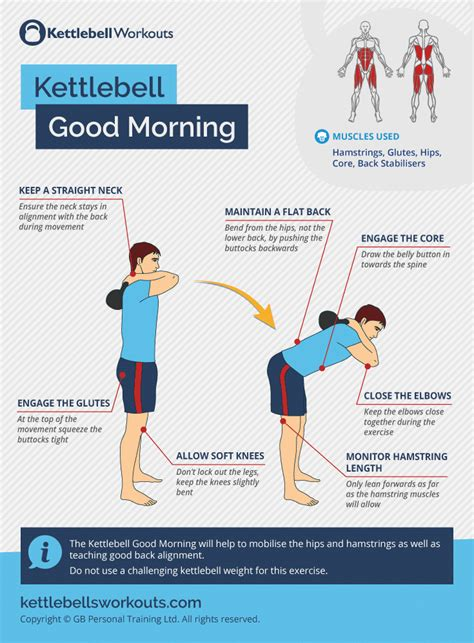 kettlebell warm exercises morning workout exercise workouts kettlebellsworkouts injury hips mornings form training well fun weight avoid