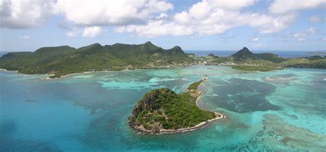 acres  beachfront land  sale union island