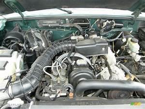 1999 Ford Ranger Sport Extended Cab 2 5 Liter Sohc 8v