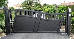 portail maison trouvez le bon poseur de portail de maison With portail de maison en fer