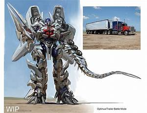 Striking 'Transformers: Dark of the Moon' Concept Art by ...