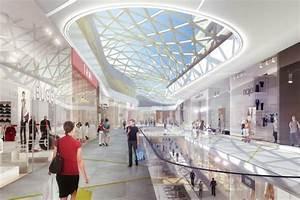 Centre Commercial Les Vergers De La Plaine : dans le futur centre commercial de la cloche d or ~ Dailycaller-alerts.com Idées de Décoration