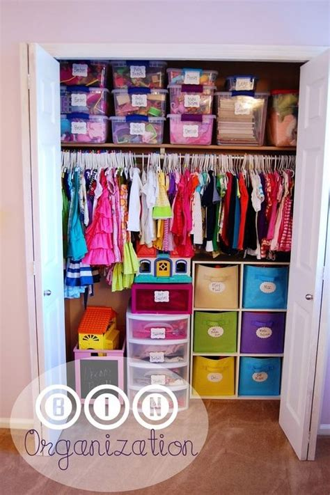 Room Closet Organization Ideas by 10 Organization Ideas And Tips Playroom Room